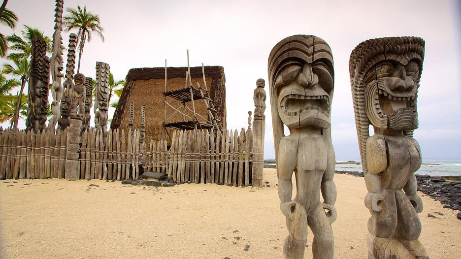 Pu Uhonua O Honaunau National Historical Park Hawaii