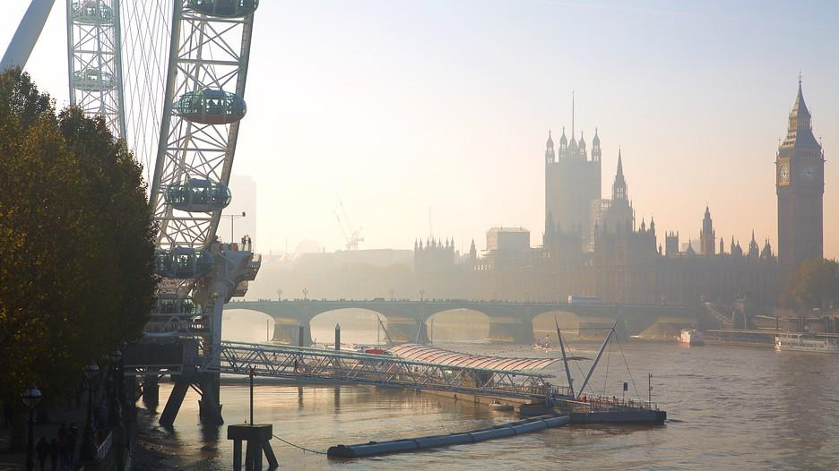 London eye punti di interesse a londra con - Londra punti d interesse ...