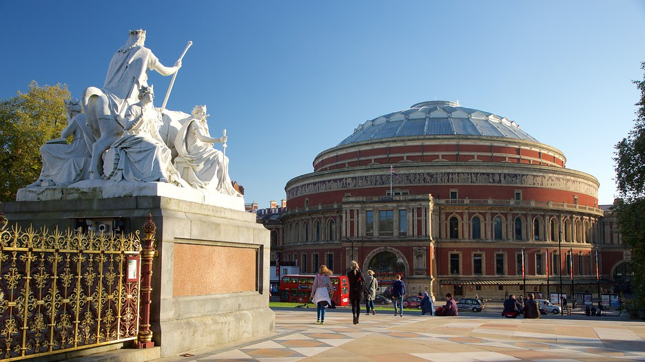 Royal albert hall london england attraction expedia for Door 8 royal albert hall