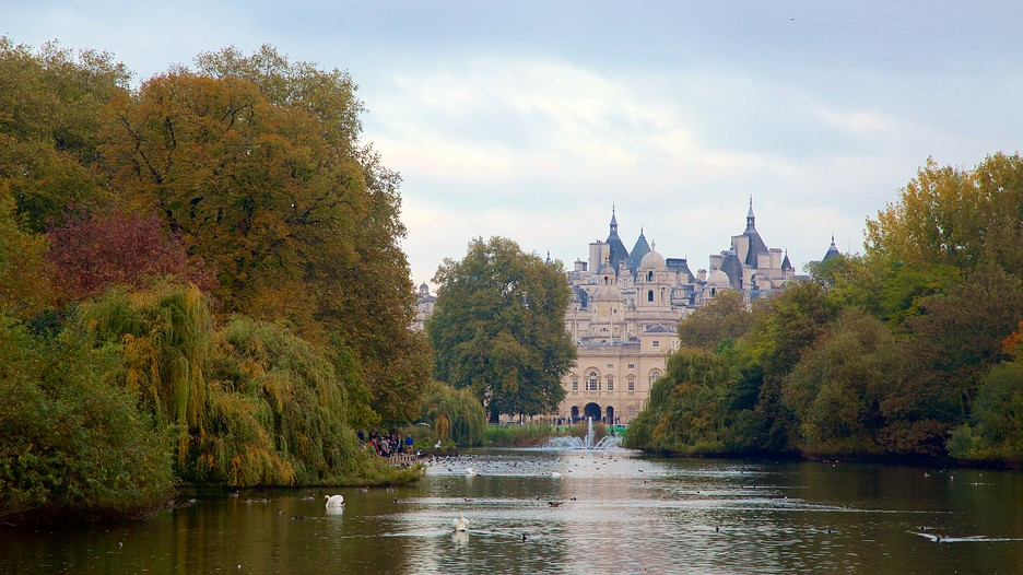 St James Park In London England Expedia Ca