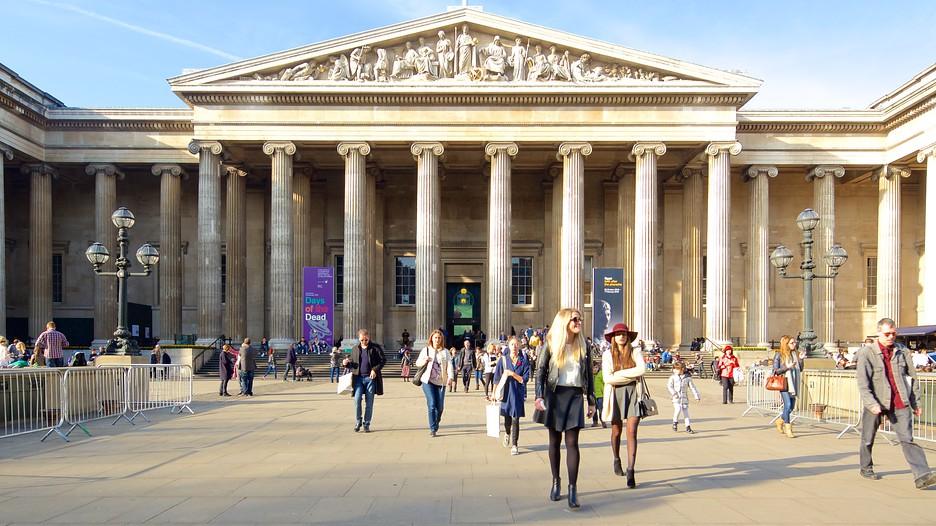 British Museum : Découvrez Londres avec Expedia.fr