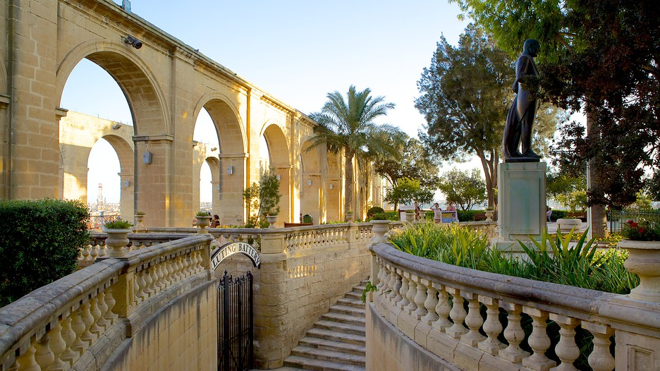 Upper Barrakka Gardens In Valletta Expedia Ca