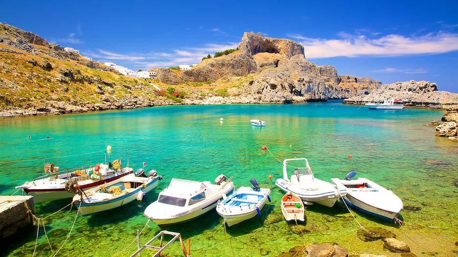 Rhode Island Greece Tourism