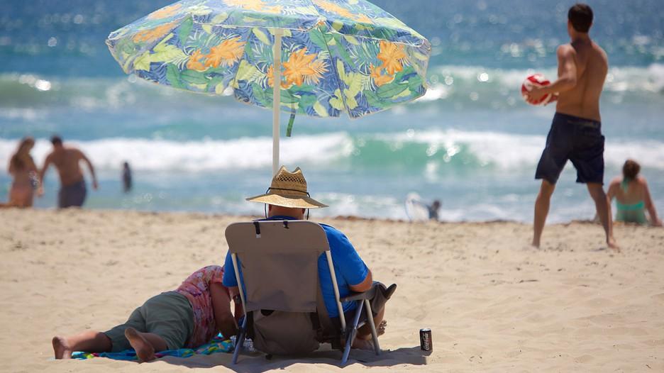 Pacific beach hook up
