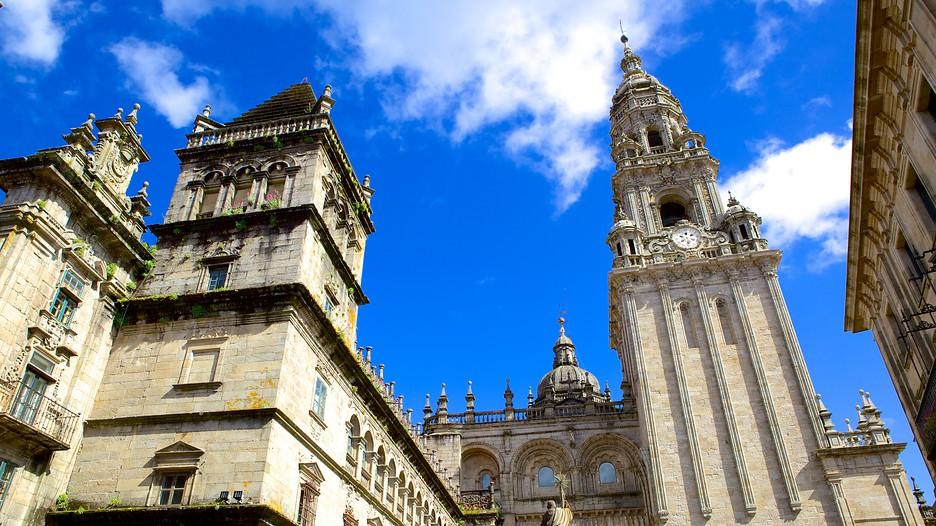 サンティアゴ・デ・コンポステーラ大聖堂の画像 p1_11