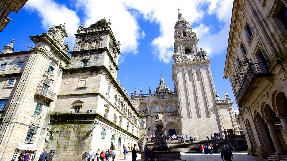 サンティアゴ・デ・コンポステーラ大聖堂の画像 p1_14