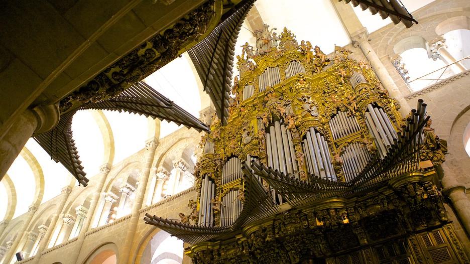 サンティアゴ・デ・コンポステーラ大聖堂の画像 p1_18