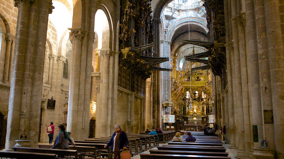 サンティアゴ・デ・コンポステーラ大聖堂の画像 p1_13