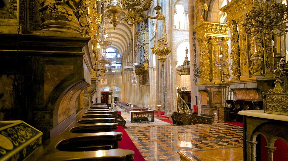 サンティアゴ・デ・コンポステーラ大聖堂の画像 p1_16