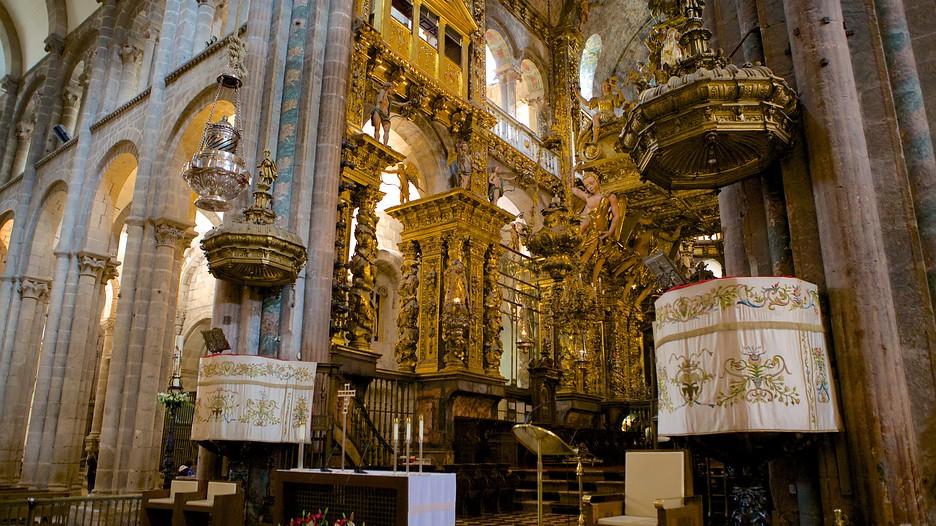 サンティアゴ・デ・コンポステーラ大聖堂の画像 p1_15