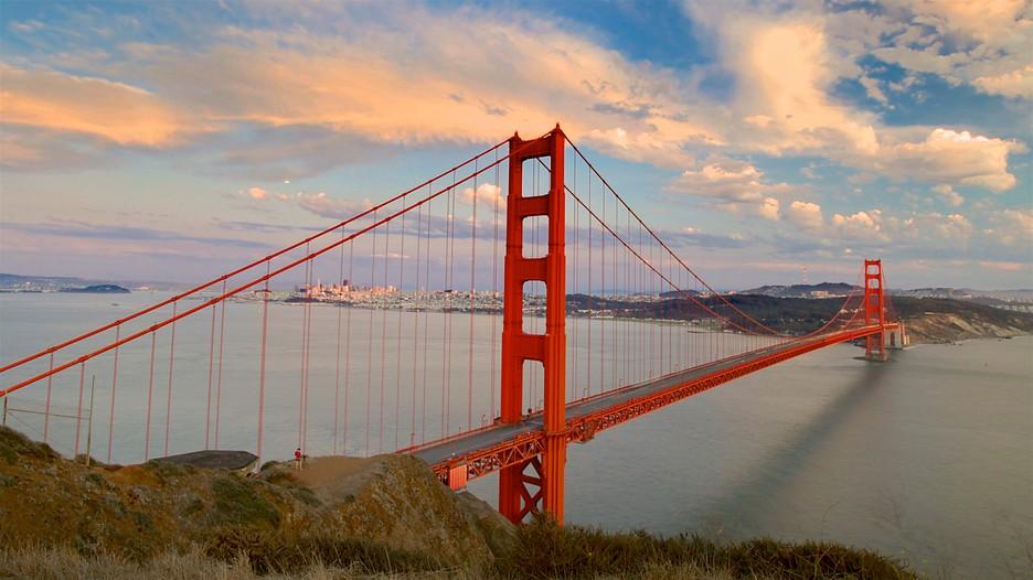 Golden Gate Bridge in San Francisco - Expedia.de