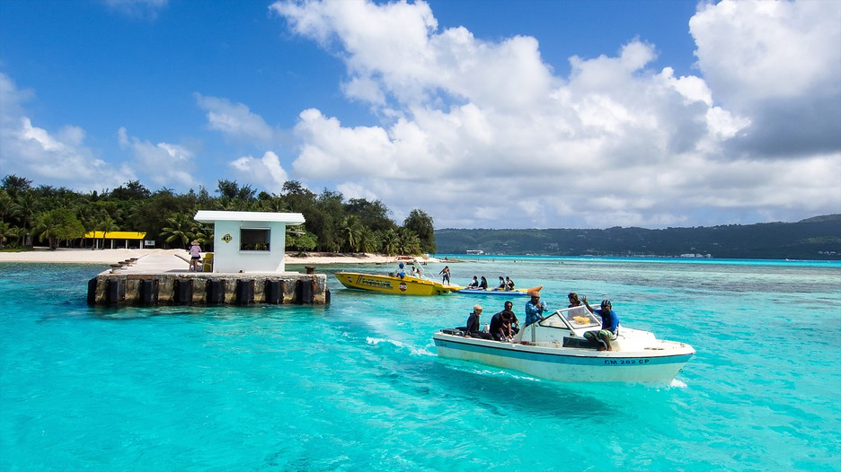 tourism mariana islands vacations