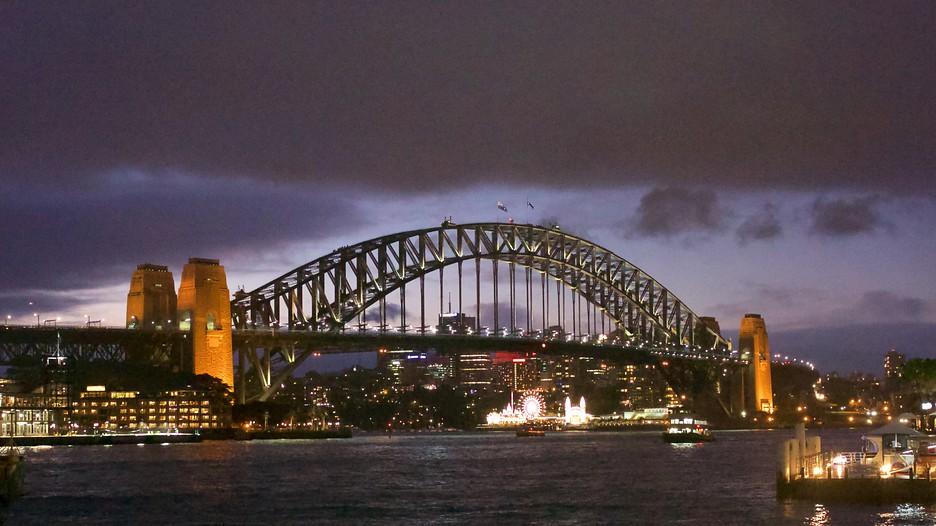 悉尼港湾大桥