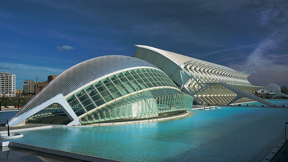 City of Arts and Sciences in Valencia,  Expedia