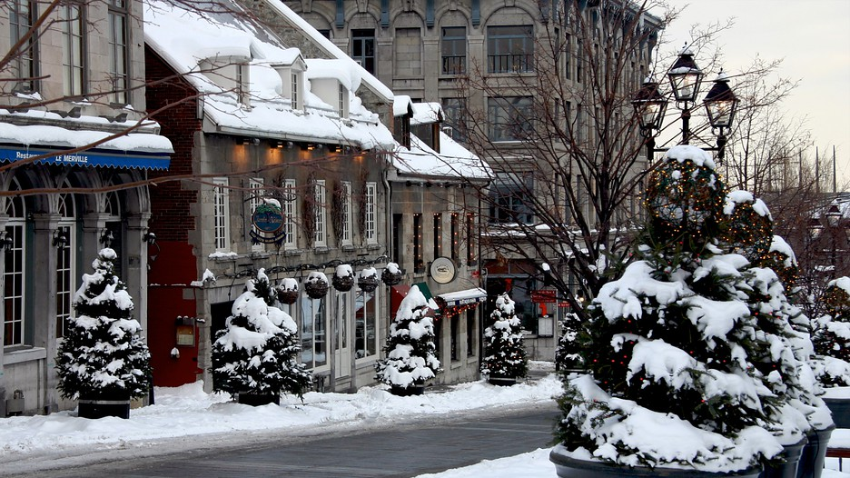 Old Montreal Hotel Packages