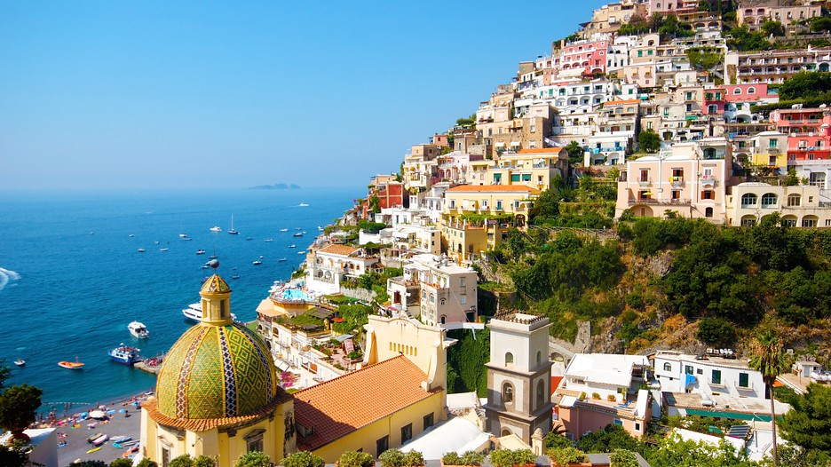 Cheap Hotels In Positano