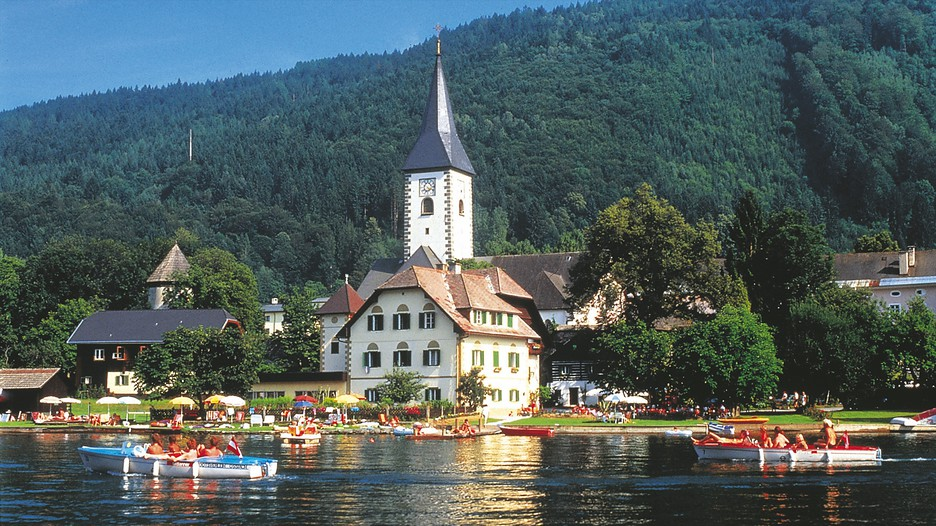 Villach Austria  City pictures : Villach © Austrian National Tourist Office/ Weinhaeupl W.