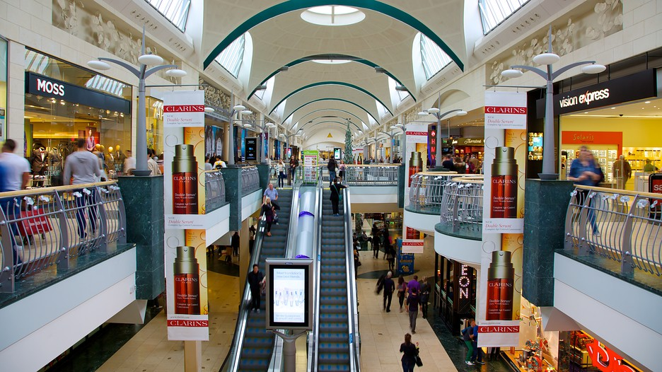 Bluewater Shopping Centre In Dartford England