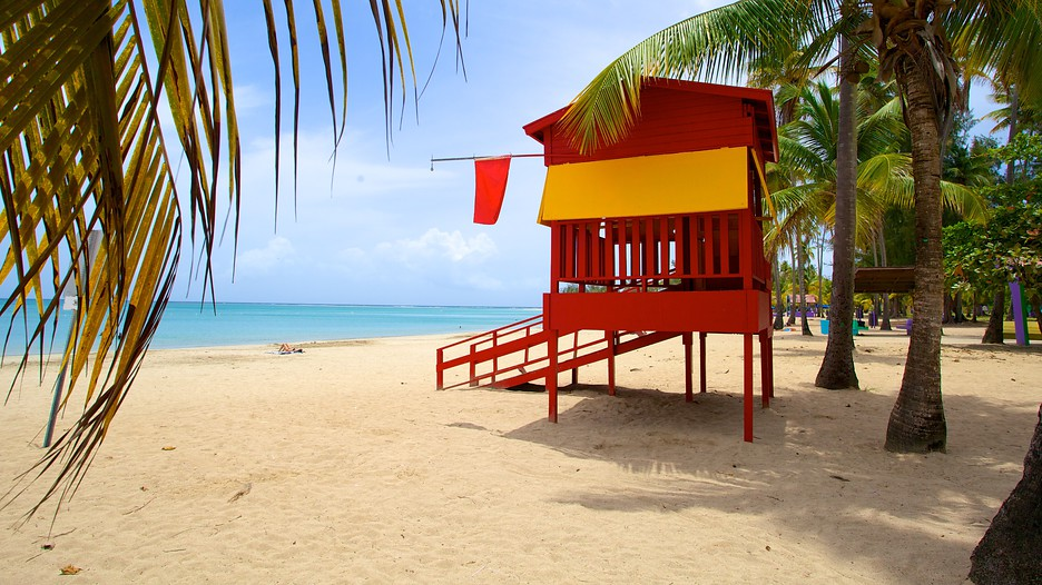 luquillo beach in luquillo expedia. Black Bedroom Furniture Sets. Home Design Ideas