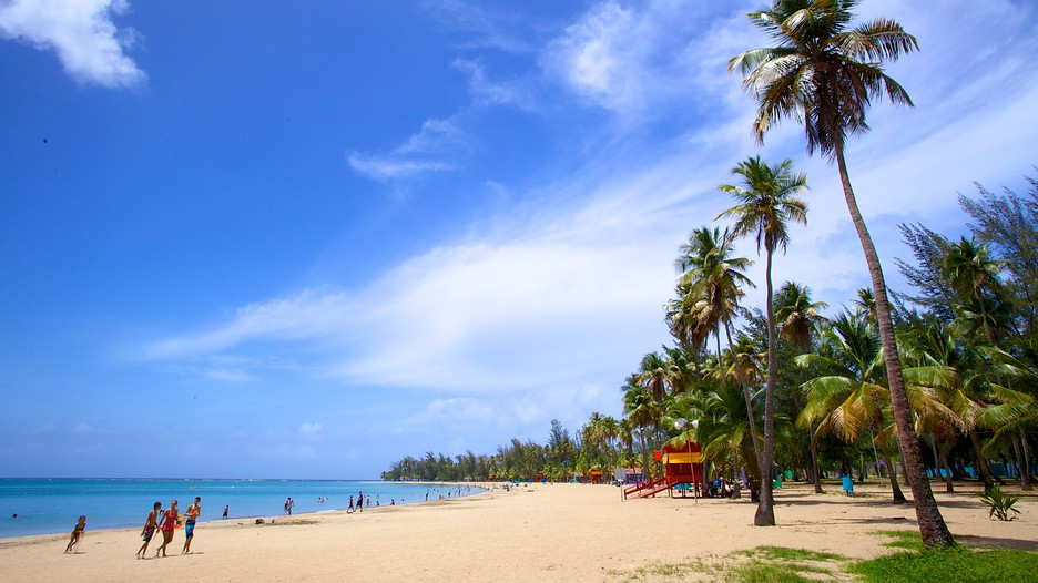 Luquillo Beach In Luquillo Expedia