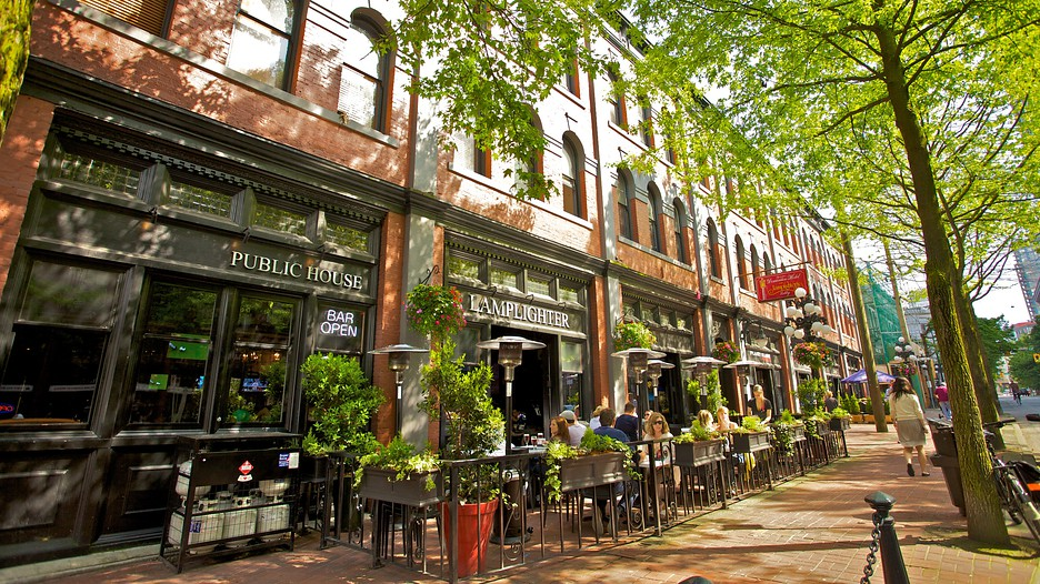 Gastown (British Columbia) Vacation Packages