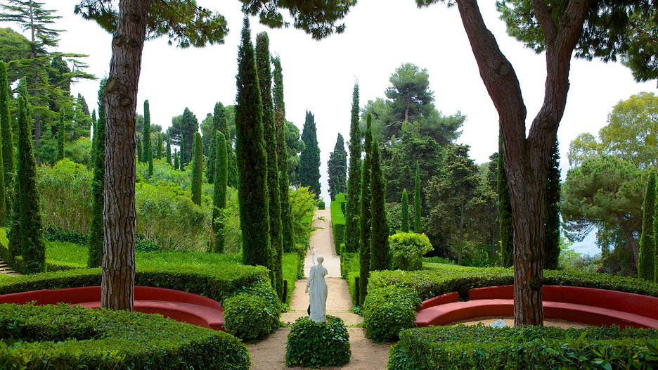 Santa Clotilde Gardens in Lloret de Mar,  Expedia