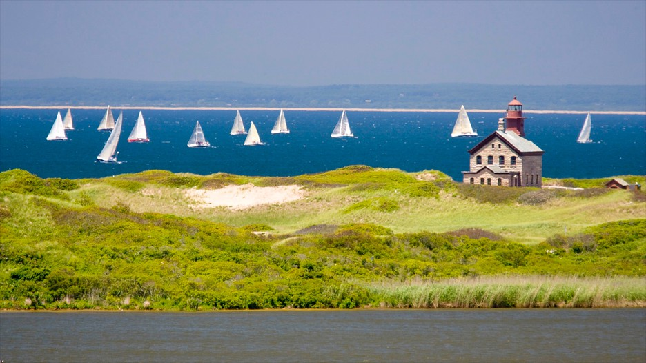 United Airlines First Class Block Island Vacations...