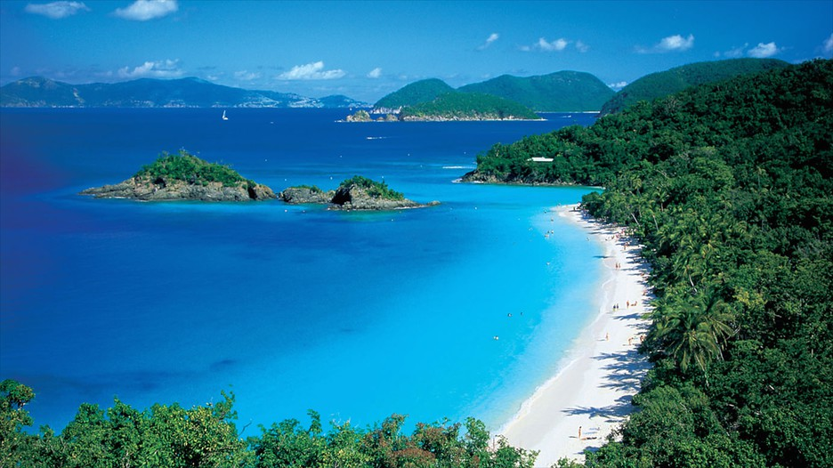 U s virgin islands vacation specials
