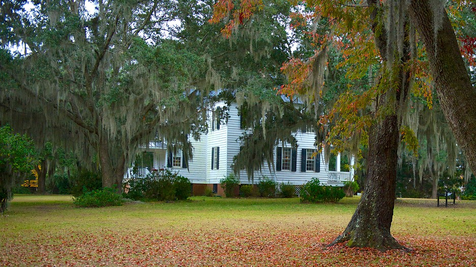 Hopsewee Plantation In Georgetown South Carolina Expedia Ca