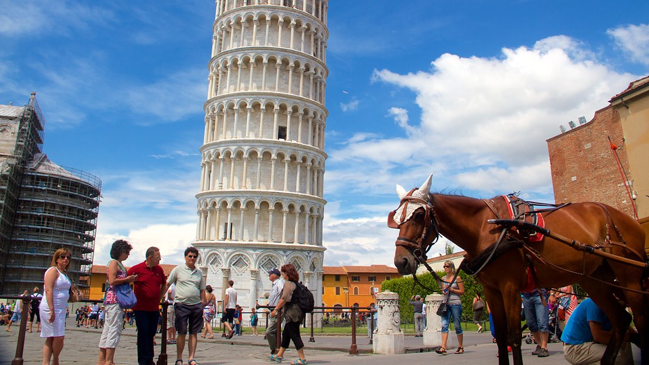 Facts About The Leaning Tower of Pisa in Italy Leaning Tower Pisa Tourism Media