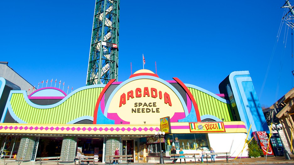 Hotels Close To Space Needle In Gatlinburg Tn