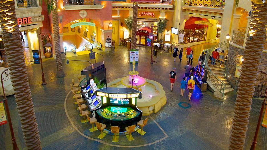 Las Vegas Casino on the Strip  Tropicana Las Vegas