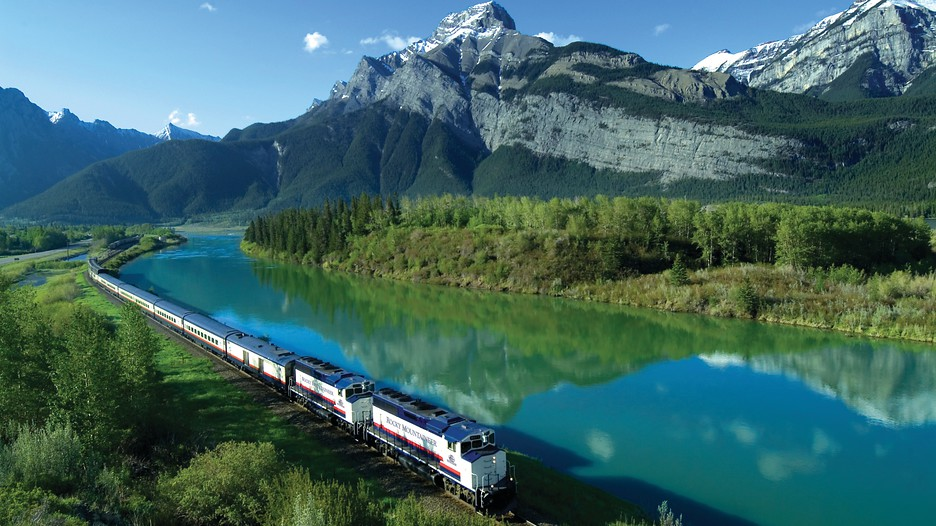 The best banff national park vacation packages 2017 save for Best train vacations in the world