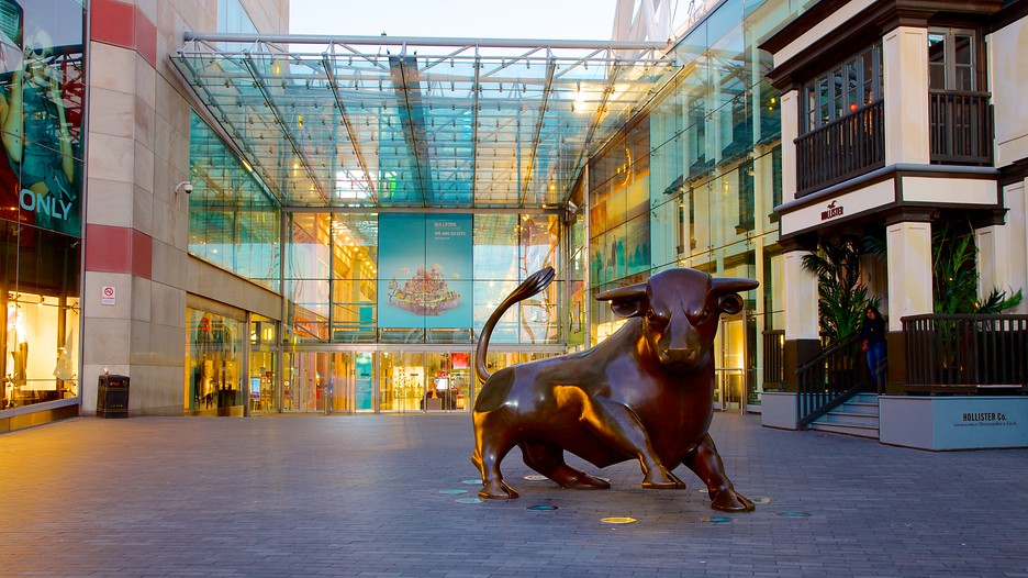 Bullring Shopping Centre In Birmingham England Expedia
