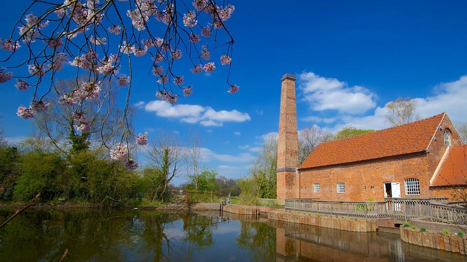Sarehole Mill Birmingham England Attraction