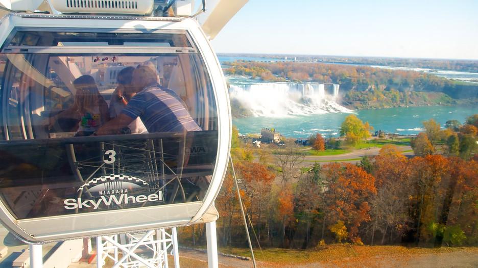 Niagara Skywheel In Niagara Falls Ontario Expedia Ca