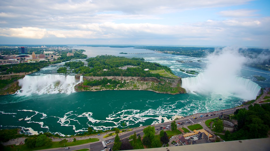 Skylon Tower In Niagara Falls Ontario Expedia