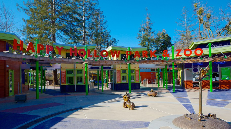 Happy Hollow Park and Zoo in San Jose, California  Expedia