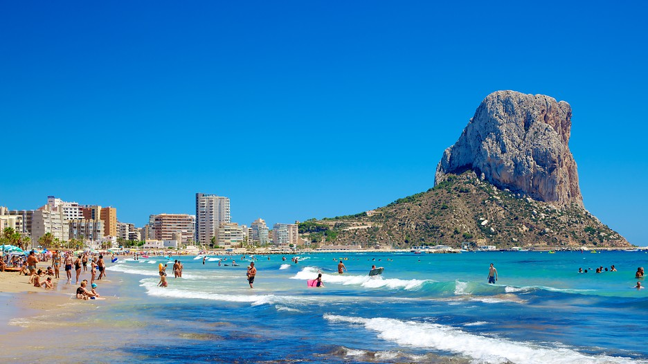 Calpe Holidays Book Cheap Holidays To Calpe And Calpe City Breaks