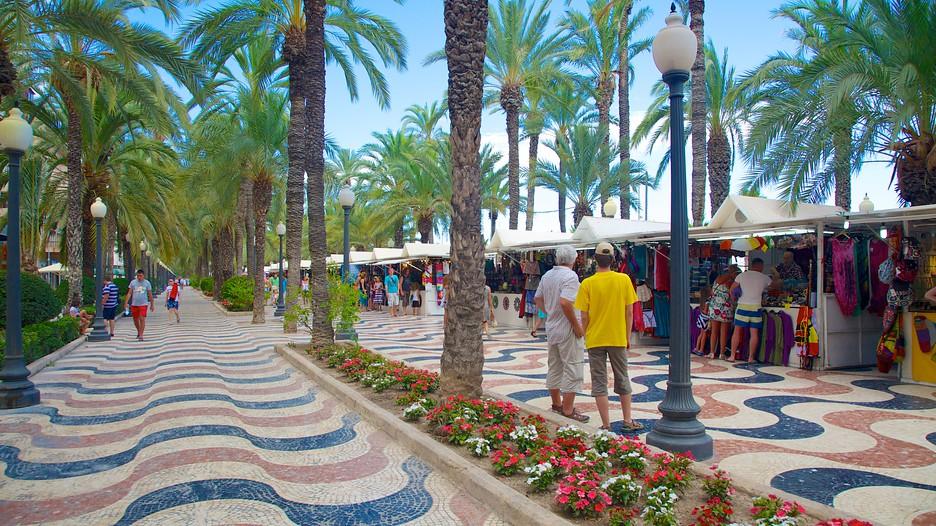 Explanada De Espana In Alicante Expedia