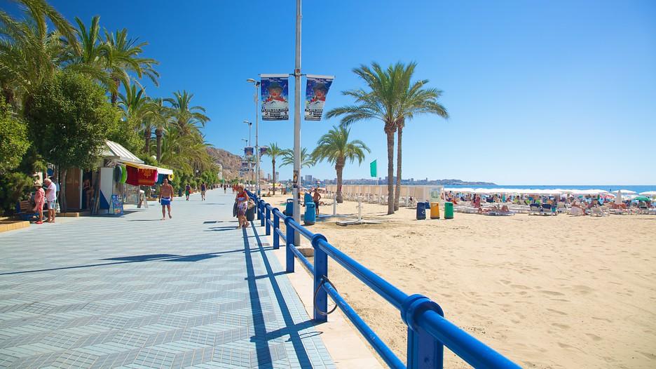 Alicante Hotels Near Beach