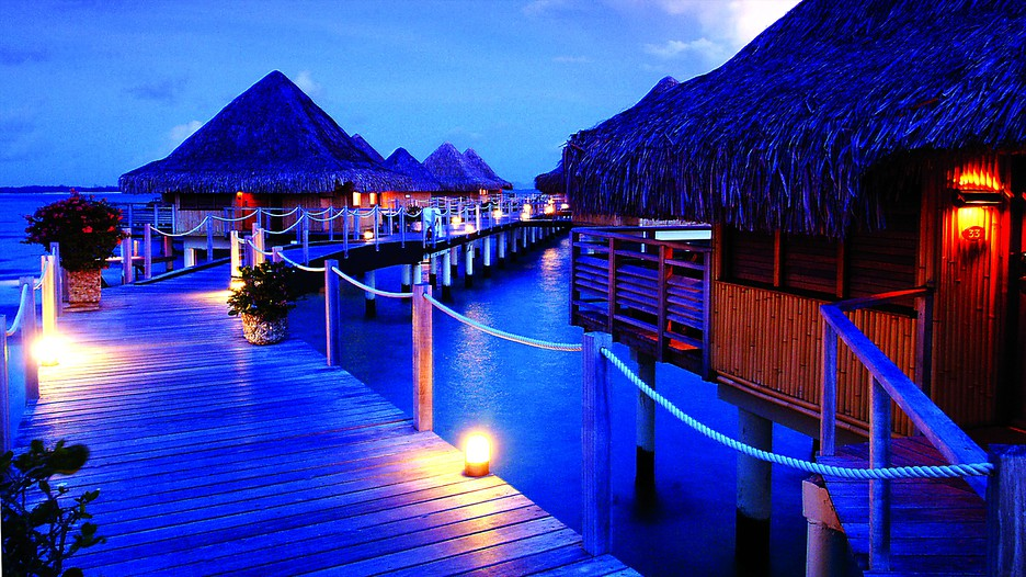 Bora Bora French Polynesia Vacations: Package amp; Save Up to $500 on