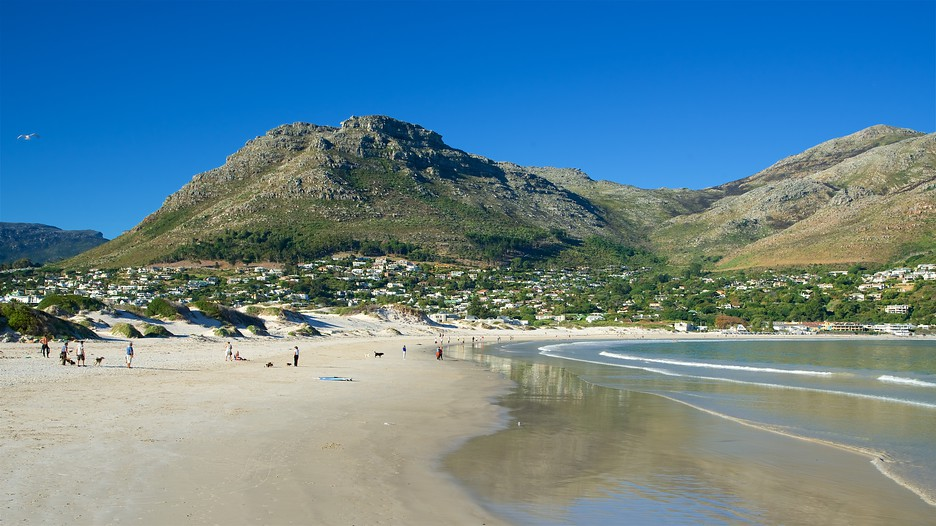Hout Bay Beach in Cape Town,  Expedia.ca