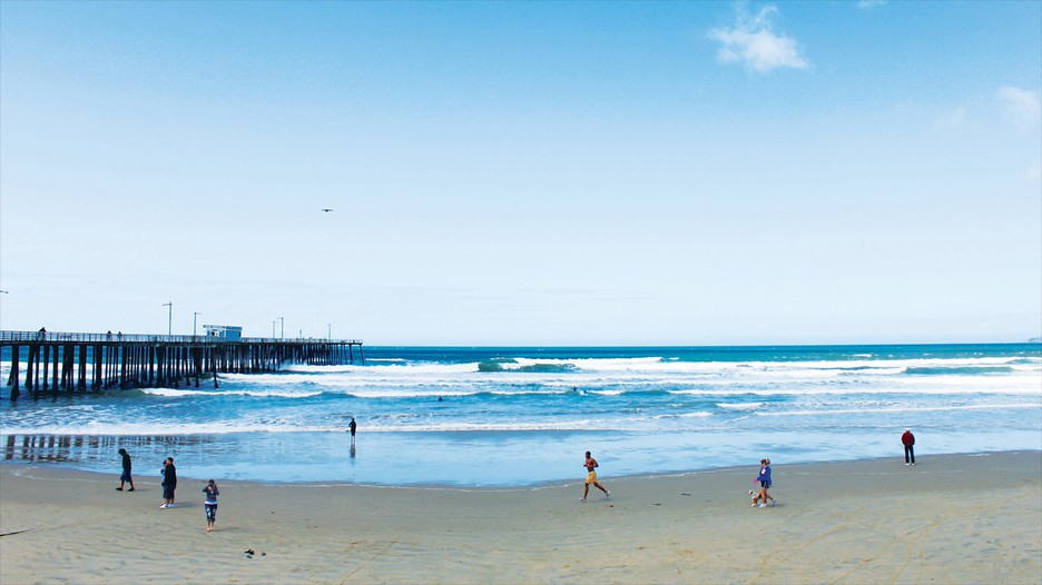 Coastal Travel Packages Coastal Vacations Travel Pismo Beach - San Luis Obispo - Pismo Beach Conference & Visitors ...
