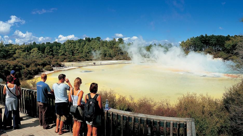 Cheap Hotels Rotorua