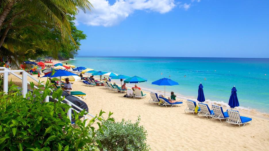 Mullins Beach in Barbados, | Expedia Beach