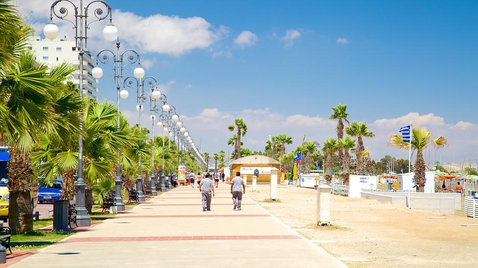 Beach Sand Chair Finikoudes Beach in Larnaca, Larnaca District   Expedia