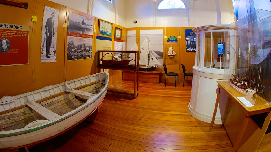 maritime museum of tasmania informaci n de maritime. Black Bedroom Furniture Sets. Home Design Ideas