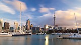 Showing item 69 of 76. Viaduct Harbour - Auckland - Tourism Media