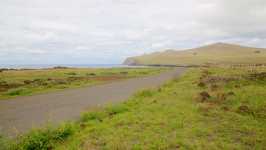 Chile To Easter Island Flight Time